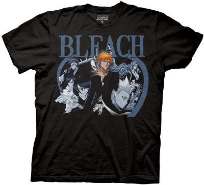 Bleach - Blue Duotone Group