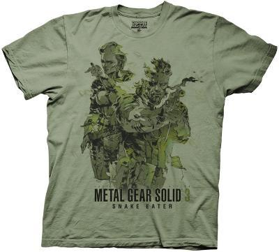 Metal Gear Solid - MGS3 Snake Eater