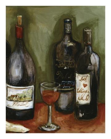 Wine Still Life II