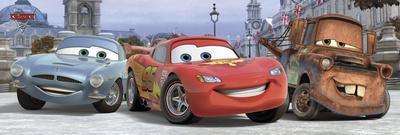 Cars 2-Trio