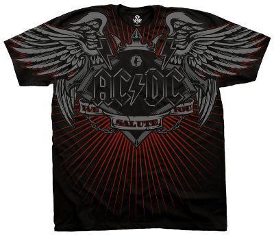 AC/DC- Salute