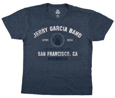 Jerry Garcia- JGB San Francisco