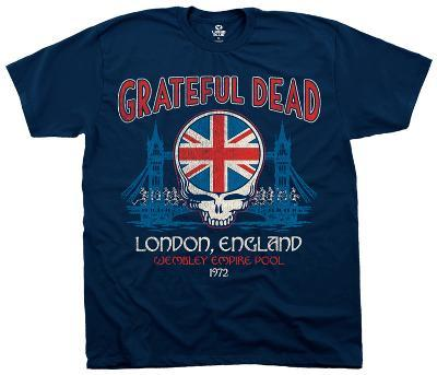 Grateful Dead- Wembley Empire Pool