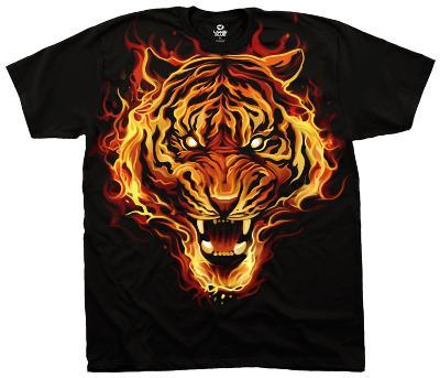 Fantasy- Fire Tiger
