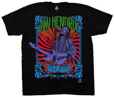 Jimi Hendrix- Live In Concert