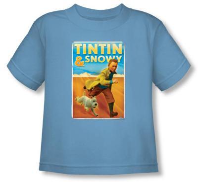 Toddler: The Adventures of TinTin - Tintin & Snowy