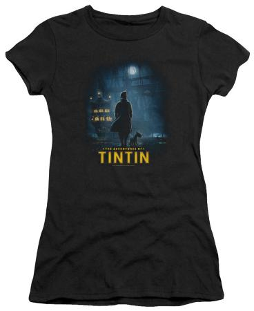 Juniors: The Adventures of TinTin - Tintin Poster