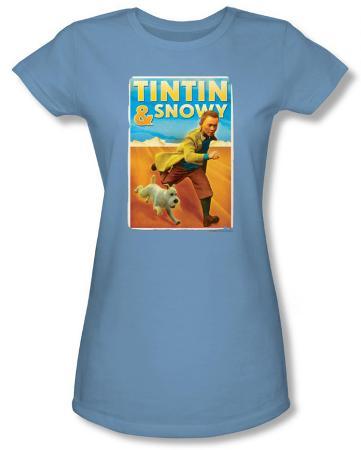 Juniors: The Adventures of TinTin - Tintin & Snowy