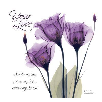 Your Love, Purple Tulip