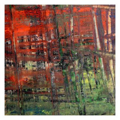 Abstract Stripes, no. 14