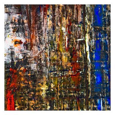 Abstract Stripes, no. 2