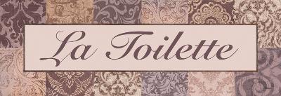 La Toilette Purple