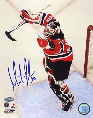 Martin Brodeur 552nd Win Autographed Photo (Hand Signed Collectable)
