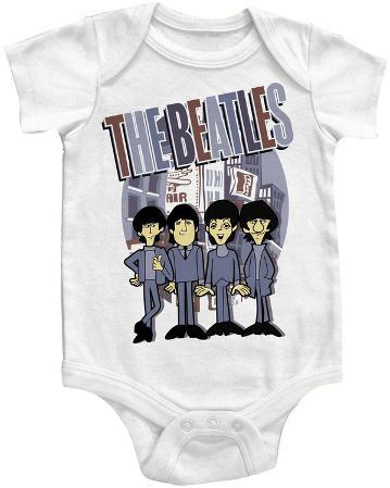Infant: The Beatles - The City