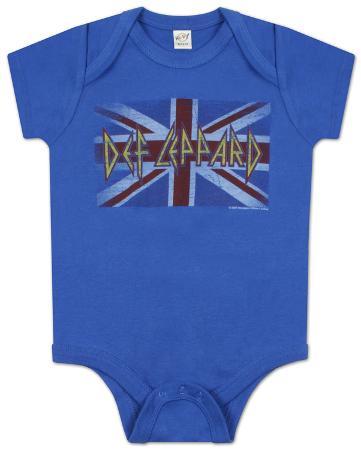 Infant: Def Leppard - Lil Union Jack