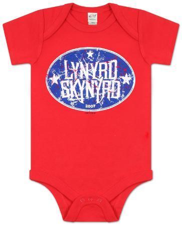 Infant: Lynyrd Skynyrd - 3 Lil Stars