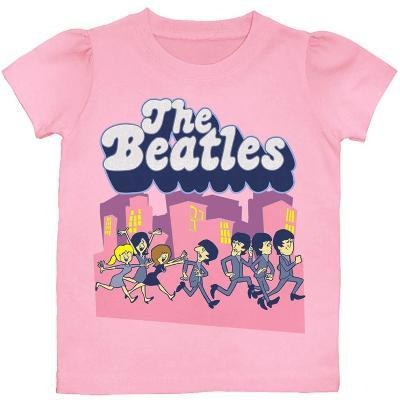 Toddler: The Beatles - Run For Your Life