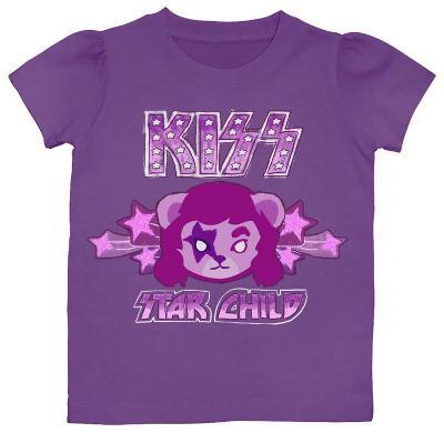 Toddler: Kiss - Star Child