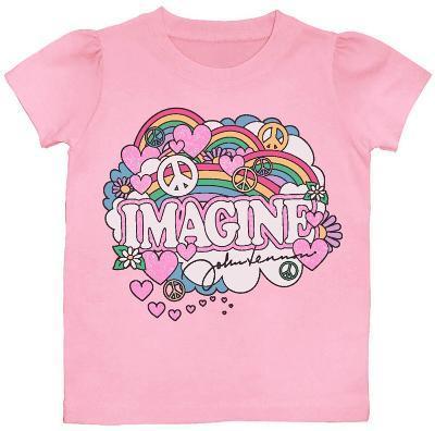 Toddler: John Lennon - Imagine