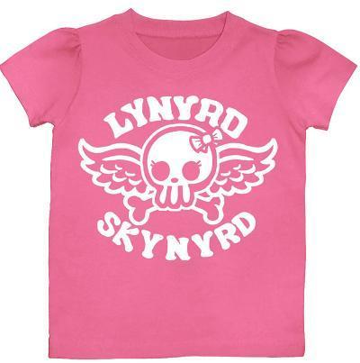 Toddler: Lynyrd Skynyrd - Biker Girl Patch