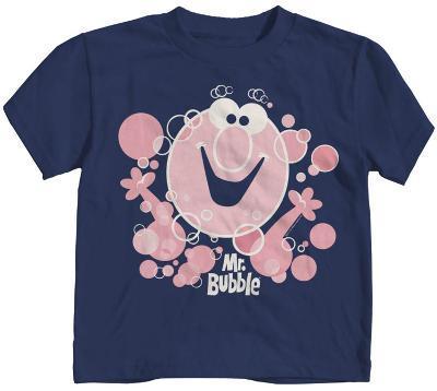 Toddler: Mr. Bubble - Vintage Bubbles