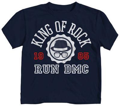 Toddler: Run DMC - King Of Rock