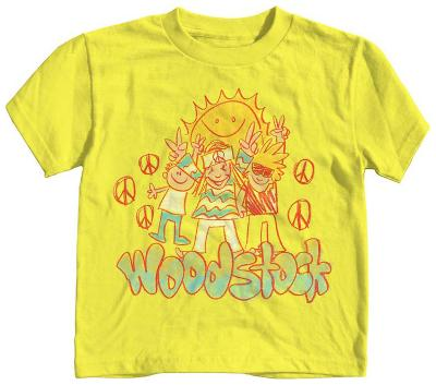 Toddler: Woodstock - Love March