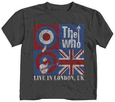 Toddler: The Who - Live In London