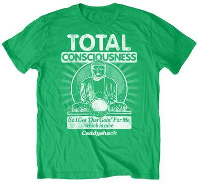 Caddyshack - Total Consciousness