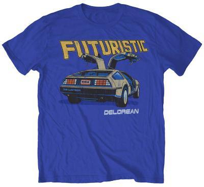 Delorean Motor Co. - Futuristic