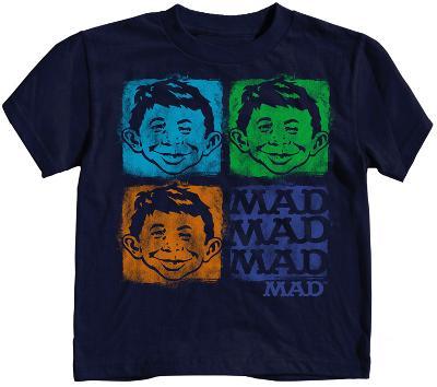 Toddler: Mad Magazine - Mad Mad Mad