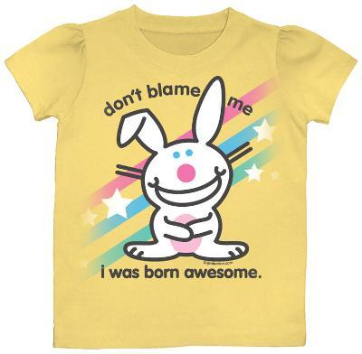 Toddler: Happy Bunny - Don't Blame Me