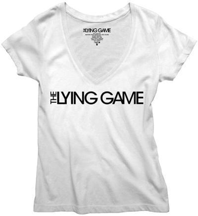 Juniors: Lying Game - The Lying Game Logo