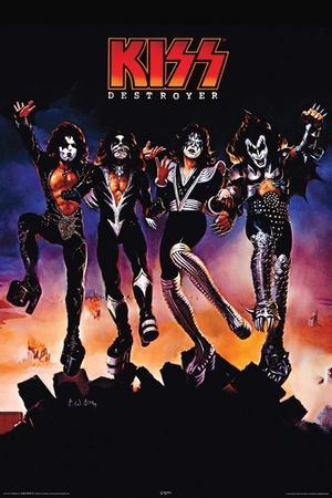 Image result for kiss poster