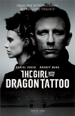 The Girl with the Dragon Tattoo - UK Style