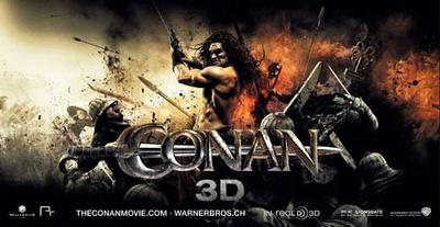 Conan the Barbarian - Chilean Style