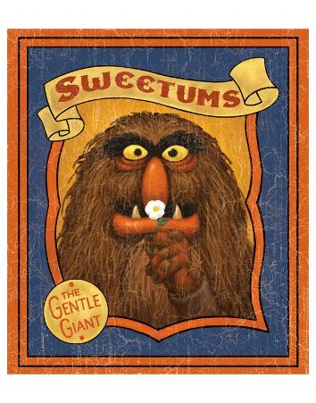 Sweetums: The Gentle Giant