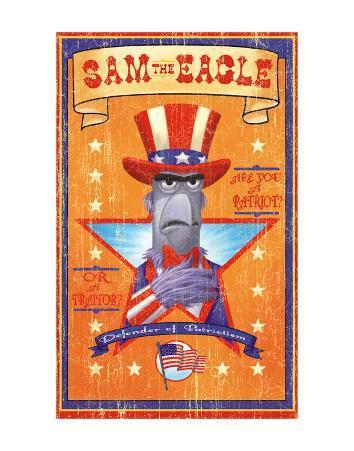 Sam the Eagle: Defender of Patriotism