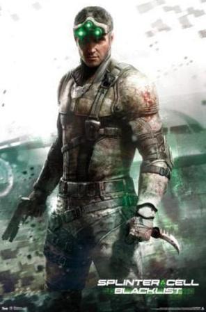 Splinter Cell Blacklist - Sam