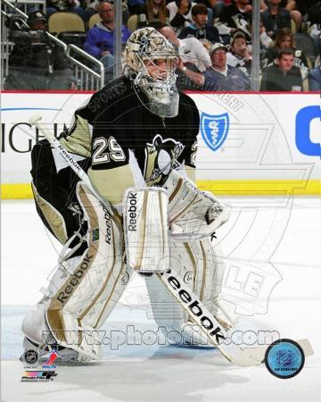 Marc-Andre Fleury 2011-12 Action