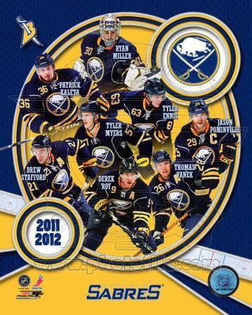 Buffalo Sabres 2011-12 Team Composite