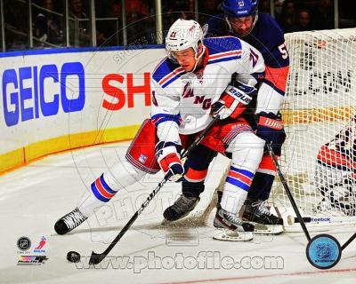 Derek Stepan 2011-12 Action