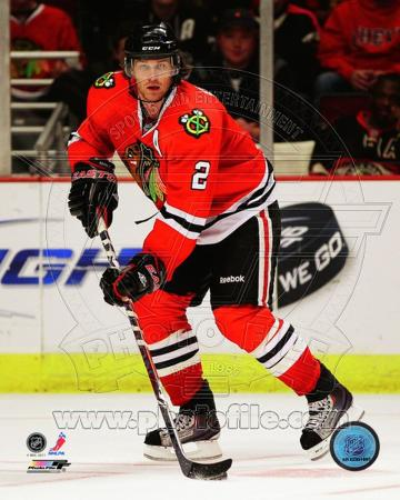 Duncan Keith 2011-12 Action