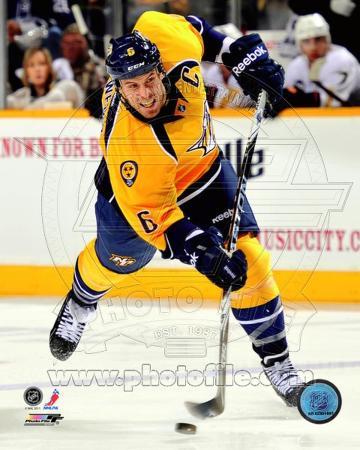Shea Weber 2011-12 Action