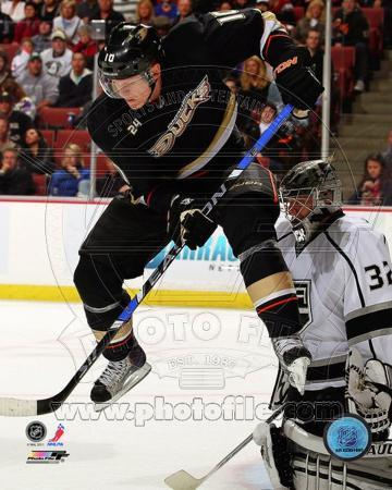 Corey Perry 2011-12 Action