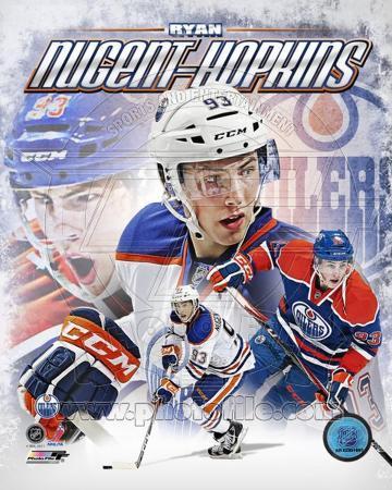 Ryan Nugent-Hopkins 2011 Portrait Plus