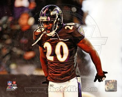 Ed Reed 2011 Action