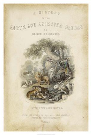 Earth and Animated Nature
