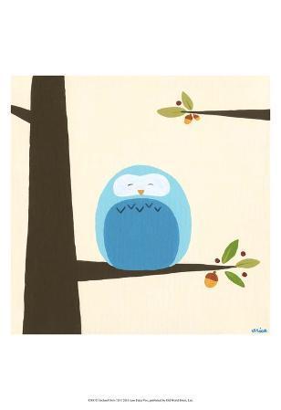 Orchard Owls III