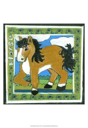 Whimsical Horse